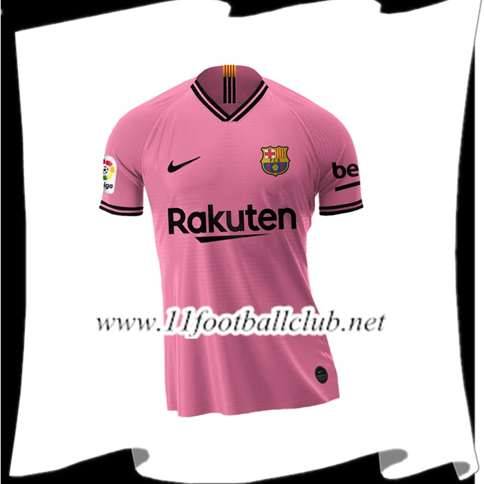 Le Nouveau Maillot de Foot Barcelone Third Version Fuite 2020/2021 Officiel