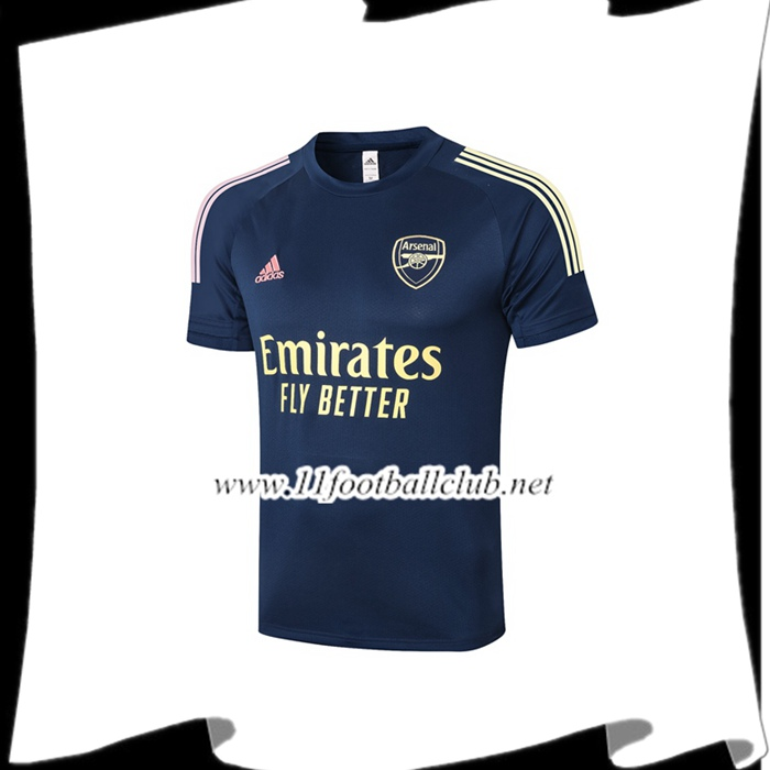 Nouveau Training T-Shirts Arsenal Bleu Royal 2020/2021