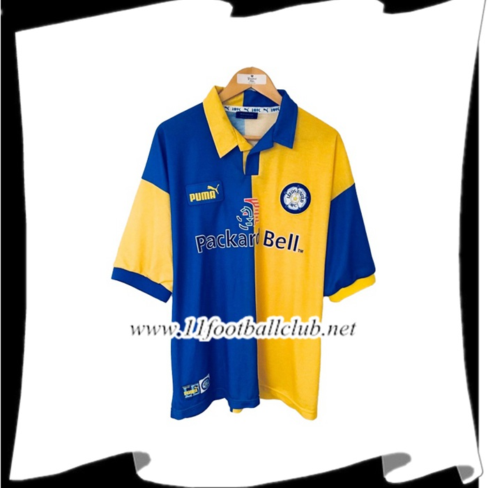 Maillot De Foot Leeds United Retro Exterieur 1997/1999 Authentic