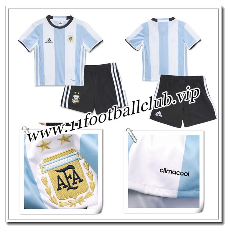 cr er son maillot argentine pas cher 16 17 enfant domicile. Black Bedroom Furniture Sets. Home Design Ideas