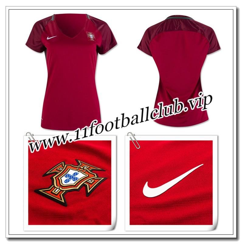 boutique maillot portugal femme pas cher officiel 11footballclub. Black Bedroom Furniture Sets. Home Design Ideas