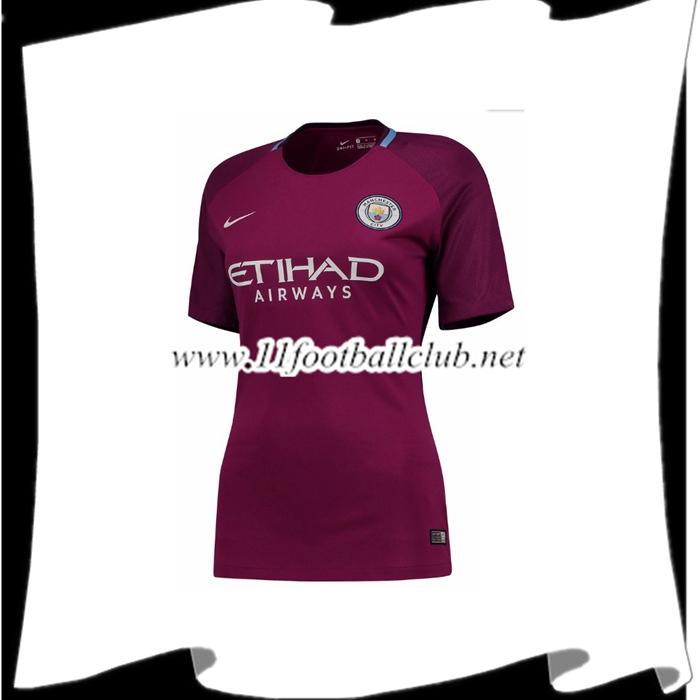 Maillot Extérieur Manchester City Femme
