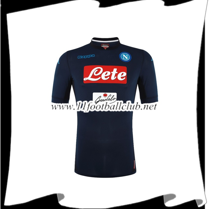 Le Nouveau Maillot SSC Naples Third 2017/2018 Officiel