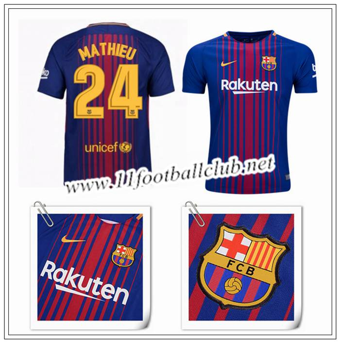 Achat 11footballclub maillot de barcelone 2016 17 18 pas cher - New home barcelona ...