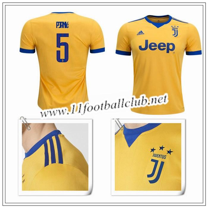 Maillot THIRD Juventus MIRALEM PJANIC