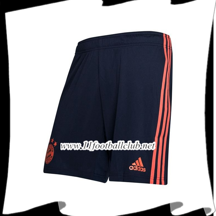 Le Nouveau Short De Foot Bayern Munich Third 2019 2020 Officiel