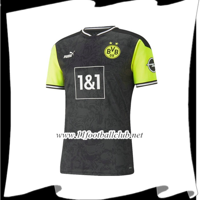 Le Nouveau Maillot de Foot Dortmund BVB Fourth Limited Edition 2021