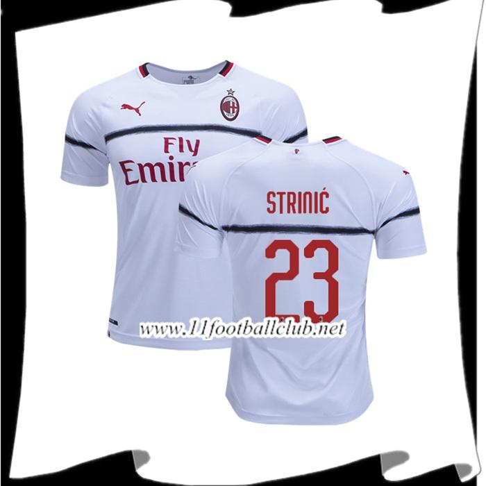 Maillot Domicile AC Milan IVAN STRINIC