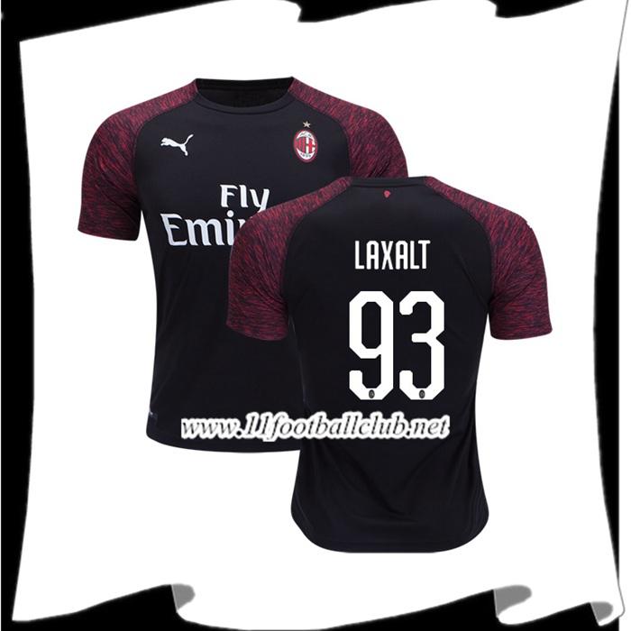 Maillot Extérieur AC Milan DIEGO LAXALT