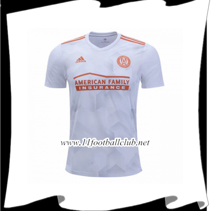 Magasin Maillot De Atlanta United Exterieur 2018 2019 Personnalisable