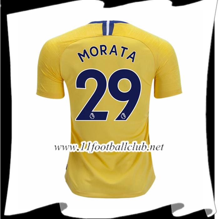 Maillot Extérieur Chelsea Álvaro Morata
