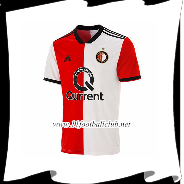 Achat Maillot Foot Feyenoord Domicile 2018 2019 Authentic
