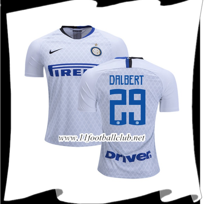 Maillot Domicile Inter Milan DALBERT