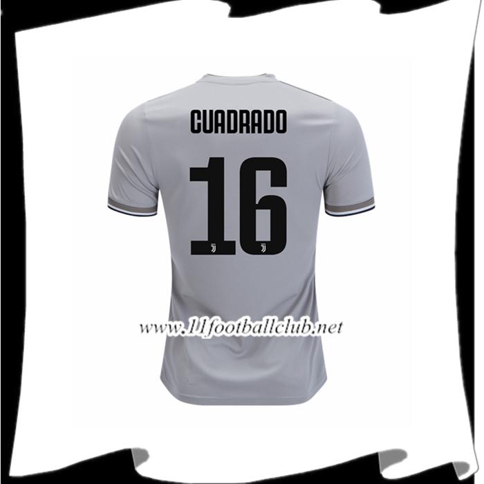 Maillot Extérieur Juventus JUAN CUADRADO