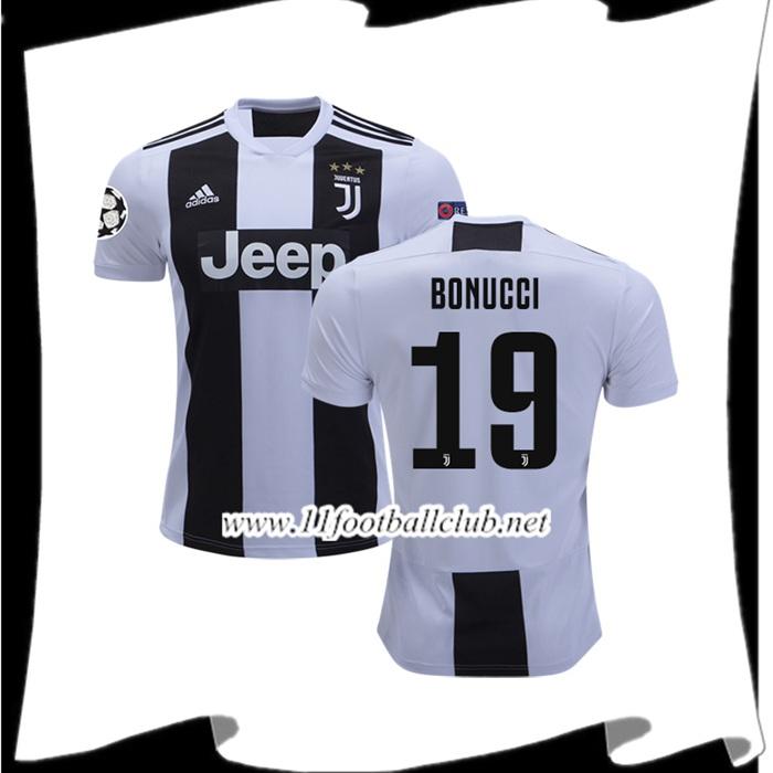 Maillot Domicile Juventus LEONARDO BONUCCI