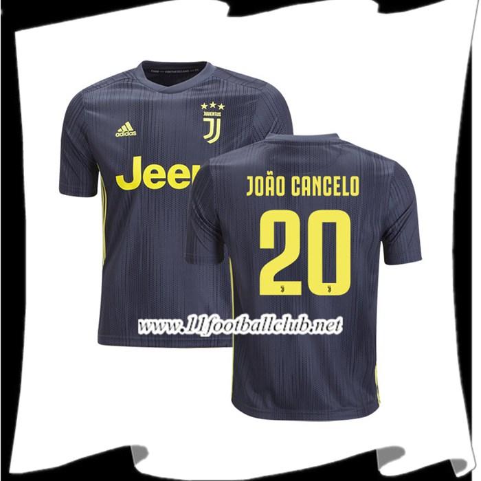 Maillot Domicile Juventus JOAO CANCELO