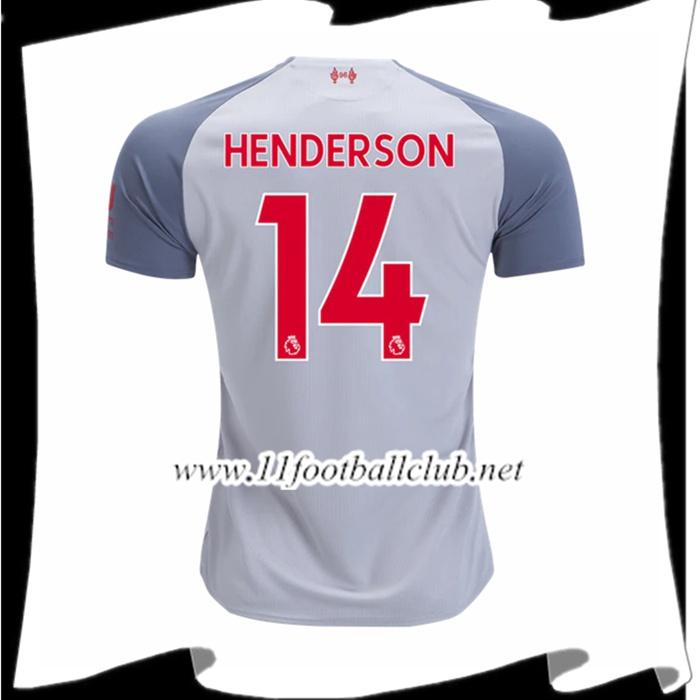 Maillot THIRD Liverpool Jordan Henderson