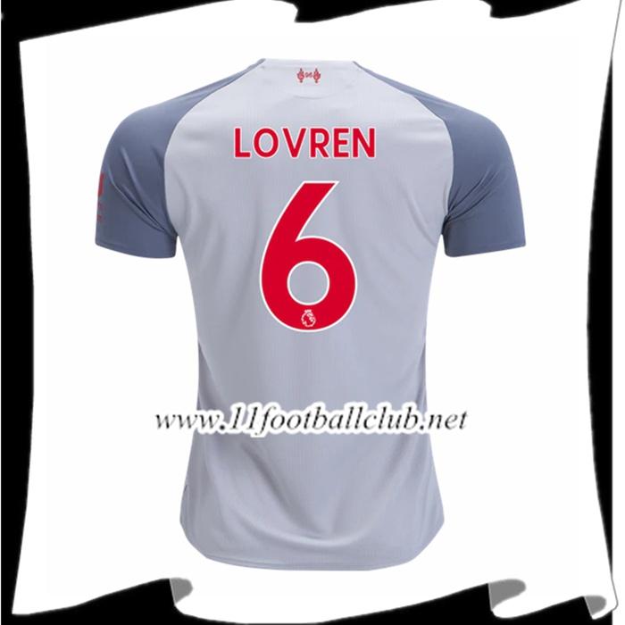 Maillot THIRD Liverpool Dejan Lovren