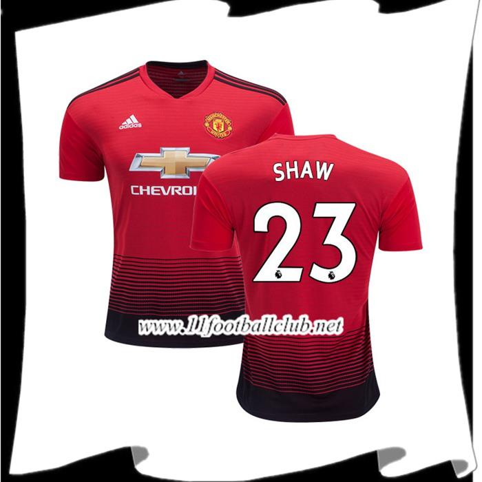 Maillot Extérieur Manchester United Luke Shaw