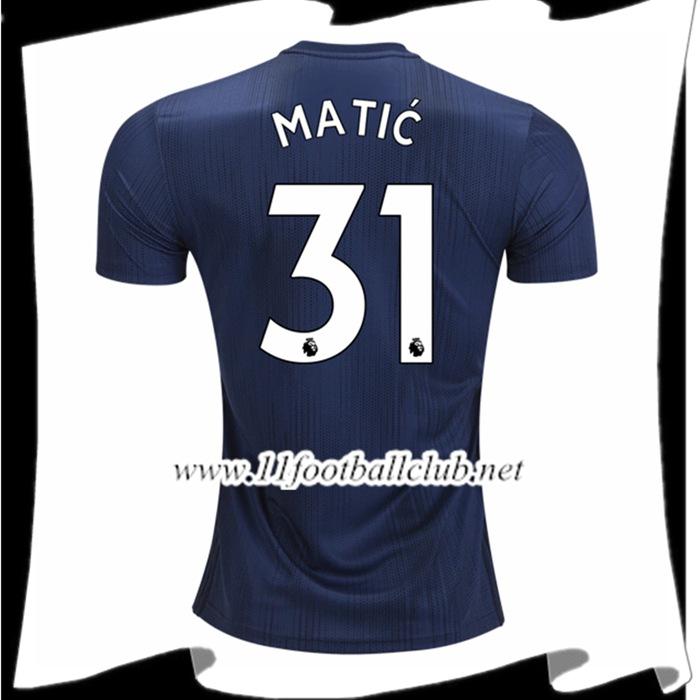 Maillot Extérieur Manchester United Nemanja Matic