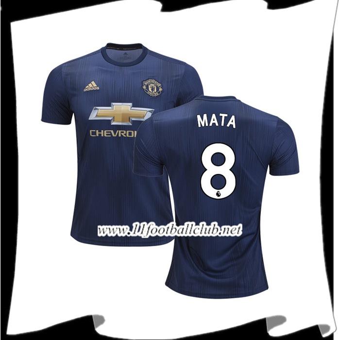 Maillot THIRD Manchester United Juan Mata