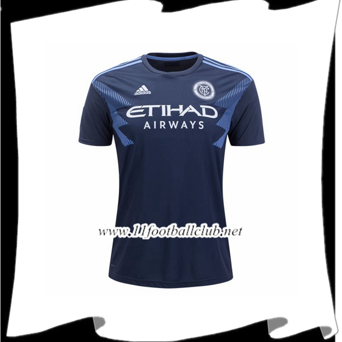 Créer Son Les Maillots Du New York City Exterieur 2018 2019 Officiel