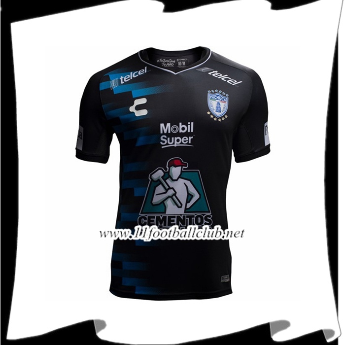 Site De Maillot De Foot Pachuca Exterieur 2018 2019 Authentic