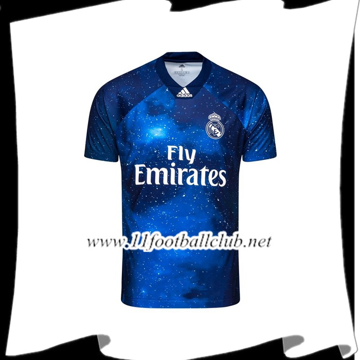 Le Nouveaux Maillot Real Madrid Ea Sports Edition Limitee 2018/2019 Authentic