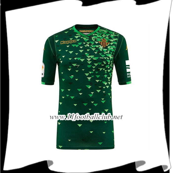 Flocage Maillot De Foot Real Betis Exterieur Vert 2018 2019 Junior