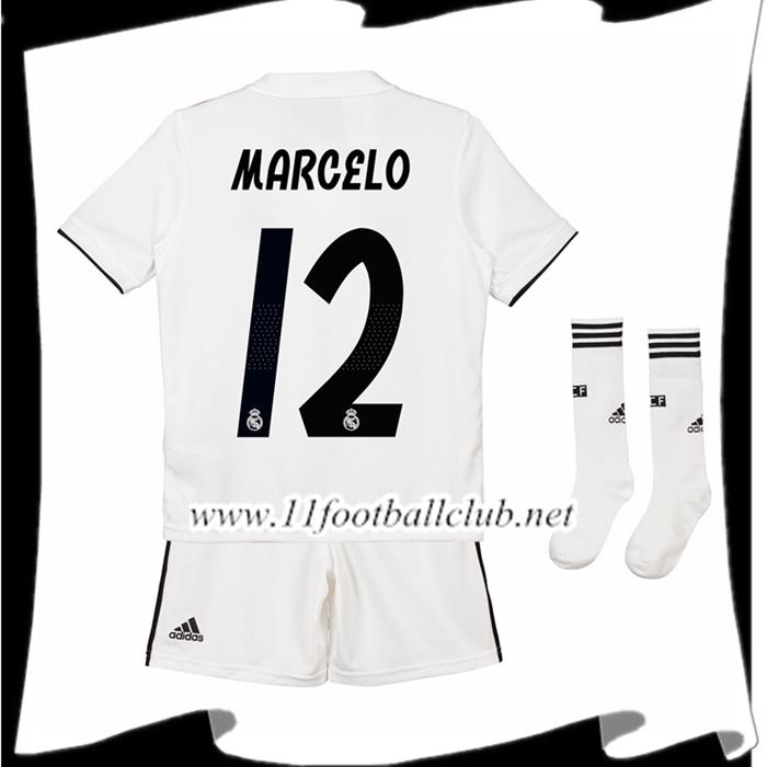 Maillot Domicile Real Madrid Reguilón