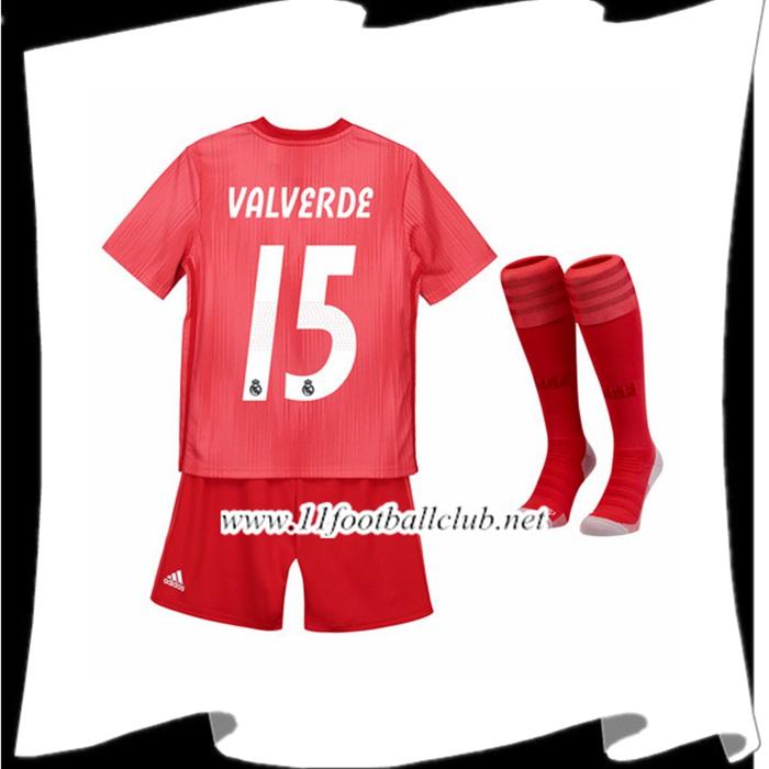 Maillot THIRD Real Madrid Valverde