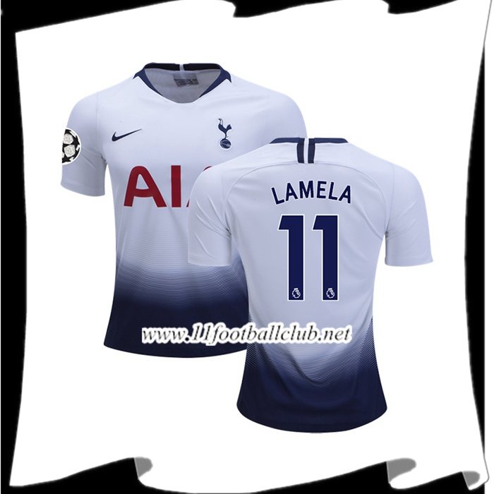 Maillot Domicile Tottenham Hotspur prix