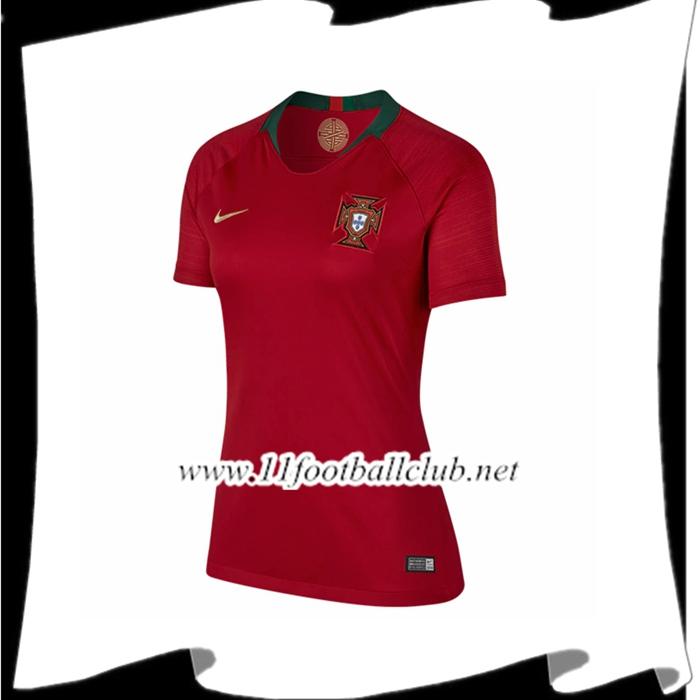 solde maillot portugal femme domicile coupe du monde 2018 pas cher chinois. Black Bedroom Furniture Sets. Home Design Ideas