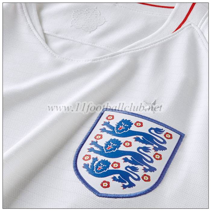 Maillot Angleterre Domicile Nike 2018 Personnalisable | 11footballclub