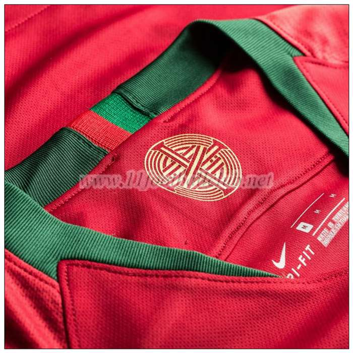 Maillot Portugal Domicile Nike 2018 Junior - 11footballclub