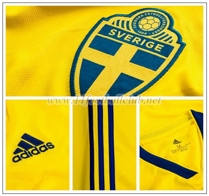 Maillot Suede FORSBERG 10 Domicile Adidas 2018 Authentic - 11footballclub